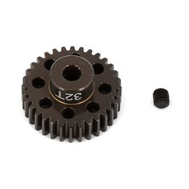 Team Associated ASC1350 FT Aluminum Pinion Gear, 32T 48P, 1/8 shaft