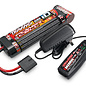 Traxxas TRA2983  Battery/Charger Completer Pack (3000mAh 8.4V 7-cell NiMH battery & AC Charger)