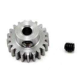"Robinson Racing RRP1121  Mod 0.6 21T Steel Pinion Gear 1/8"" or 3.17mm Bore"