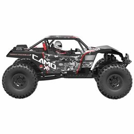 CAMO-X4-PRO  Camo X4 PRO 1/10 Scale Brushless Electric Rock Racer