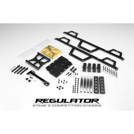 J Concepts JCO2813  Regulator chassis conversion kit, fits - Clod Buster - 2813
