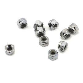 Traxxas TRA1747  Traxxas 4mm Locknut (10)