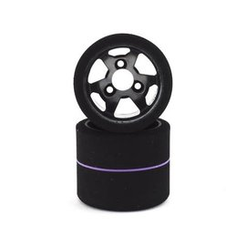 Contact RC Racing Tyres JT2-38USR  Contact LMP12 USA Spec 1/12 Foam Rear Tires (2) (Purple)