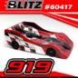BLITZ 60417-07  Blitz 919 0.7mm Standard Version EFRA Homolgated