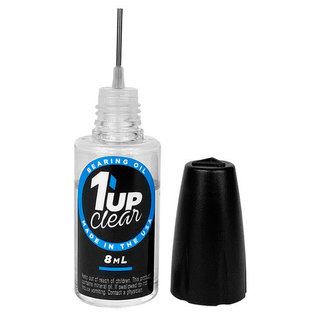 1UP Racing 1UP120202  Clear Bearing Oil (8ml Oiler Bottle)