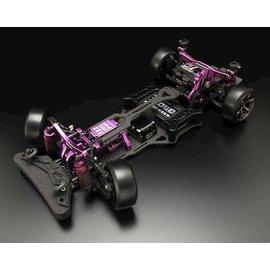 Yokomo YOKDP-YD2SXIIIP  Purple Limited Edition 1/10 2WD RWD Competition Drift Car Kit