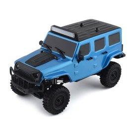 Panda Hobby PAN1801B  Blue Tetra X1 1/18 RTR Scale Mini Crawler w/2.4GHz Radio