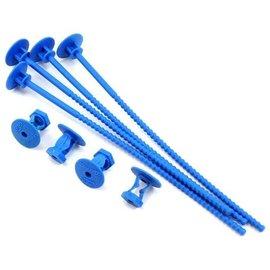 J Concepts JCO2430-1  Blue 1/10 Offroad Tire Stick (4)