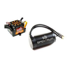 Spektrum SPMXSEMC05  Firma 150A Brushless Smart ESC / 2050Kv Sensorless Motor Combo