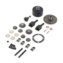 Arrma AR220028  Diff Set Front Rear 43T Straight: Infraction Limitless Typhon Senton 6S