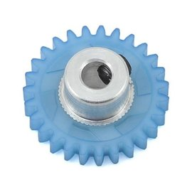 175RC 175-10027  27T Blue Polypro Hybrid 48P Pinion Gear (3.17mm Bore)