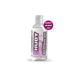 Hudy HUD106361  Hudy Ultimate Silicone Oil 600 cSt (100mL)