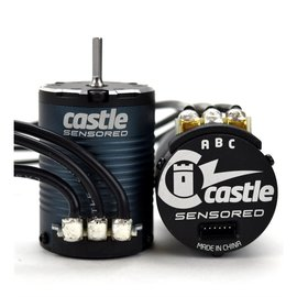 Castle Creations CSE060-0071-00  Sensored 1406-3800KV Four Pole Brushless Motor
