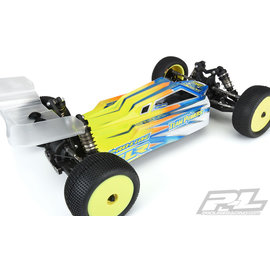 Proline Racing PRO3545-25  Axis Light Weight Clear body, for TLR 22X-4