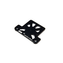 Arrma ARA320598  Black Aluminum Top Plate Infraction Limitless Mojave Kraton Outcast 6S