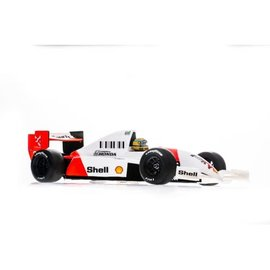 Mon-Tech Racing MB-019-009-Senna-McLaren  Mon-Tech Formula 1 F94 Painted Body ONLY of  McLaren Senna Body Shell