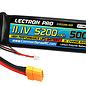 Lectron Pro 3S5200-509  Lectron Pro 3S 11.1v 5200mAh 50C LiPo w/ XT90 Plug