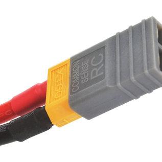 Lectron Pro 3S5200-50X  Lectron Pro 3S 11.1v 5200mAh 50C LiPo w/ XT60 Plug & Adaptor