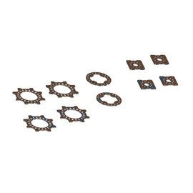Arrma ARA310984  Active Diff Plates: EXB All 6S