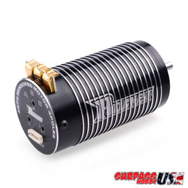Surpass Hobby USA 4274-1550 Rocket 1/8 1550Kv 7S Off-Road Sensored Brushless Motor
