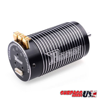 Surpass Hobby USA 4274-1350 Rocket 1/8 1350Kv 8S Off-Road Sensored Brushless Motor