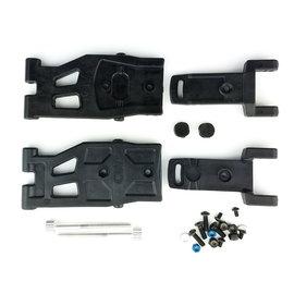 Custom Works R/C CSW3280  Adjustable Toe A-Arm Set - SC6.1
