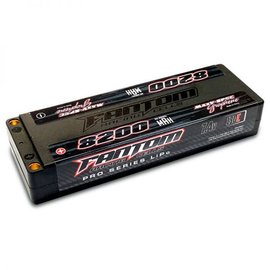 Fantom Racing FAN26044  Fantom 2S 7.4v 8200mAh 130C LiPo w/ 5mm Bullet Plug
