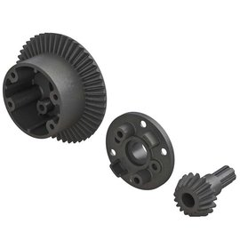 Arrma AR310802  Diff Case 49T Main Gear 17T Input Gear Set