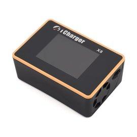 iCharger JUN-X8  iCharger X8 Lilo/LiPo/Life/NiMH/NiCD DC Battery Charger (8S/30A/1100W)