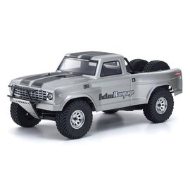 Kyosho KYO34362  Outlaw Rampage PRO 1/10 Scale Electric 2WD Trophy Truck Kit
