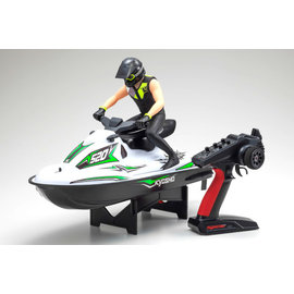 Kyosho KYO40211T1  Green Kyosho Wave Chopper 2.0 Type 1 Electric Watercraft