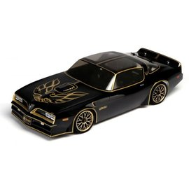 HPI HPI107201  1978 Pontiac Firebird Clear Body (200mm)