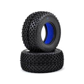J Concepts JCO3067-01  Choppers Short Course Tires (2) (Blue)