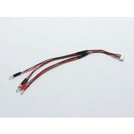 Kyosho MZW429R  LED Light Clear&Red(for MINI-Z Sports / RWD)