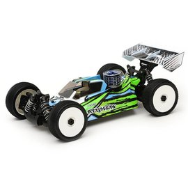 "Bittydesign BDYFRC-XB8  Bittydesign ""Force"" XRAY XB8 1/8 Buggy Body (Clear)"