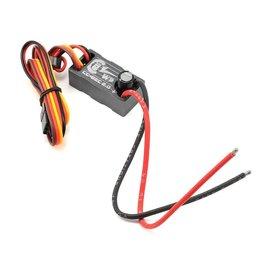 Castle Creations CSE010-0153-00  BEC 2.0 Waterproof BEC Voltage Regulator (15 Amp)