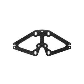 Serpent SER411426  Front suspension plate carbon F110 SF4