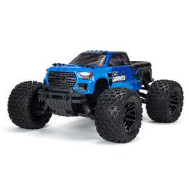 Arrma ARA4202V3T1  Blue & Black GRANITE 4X4 V3 MEGA 550 Brushed Monster Truck RTR