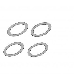 Awesomatix A700-SH0.1  6x8x0.1mm Shim (4)