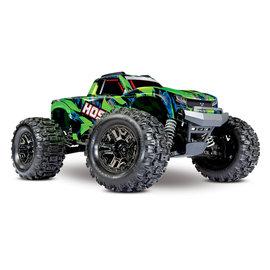 Traxxas TRA90076-4  Green Hoss 4x4 VXL Brushless Monster Truck w/o Battery & Charger