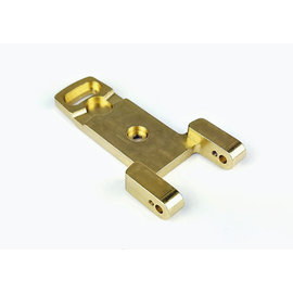Custom Works R/C CSW3269 Brass Outer Pivot Arm for B6.1 & B6.2