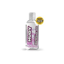 Hudy HUD106581  Hudy Ultimate Silicone Oil 80,000 CST (100mL)