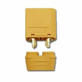 SMC XT90M1016  XT90 Anti-Spark Male Connector Plug