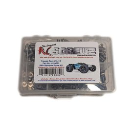 RC SCREWZ RCZTRA082  Screw Set-TRA E-Revo 2.0 VXL