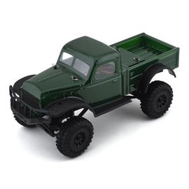Panda Hobby PAN1802G  Green Tetra K1 1/18 RTR Scale Mini Crawler w/2.4GHz Radio