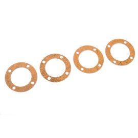 Team Corally COR00180-183-1  35mm Center Differential Gasket (4) Dementor, Kronos, Python, Shogun