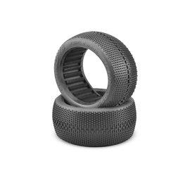 J Concepts JCO3140-01  Blue Triple Dees 1/8th Truggy Tires (2)
