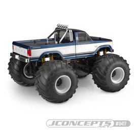 "J Concepts JCO0417  1984 Ford F-250 (10.75"" wheelbase)  (Clear)"