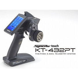 Syncro KYO82136B  Syncro Touch KT-432PT Transmitter