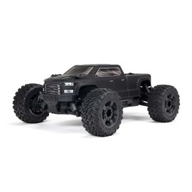 Arrma ARA4312V3  Black 1/10 BIG ROCK 4X4 V3 3S BLX Brushless Monster Truck RTR